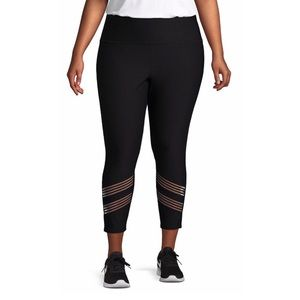 Xersion High-waisted 7/8 Athletic Legging 3x